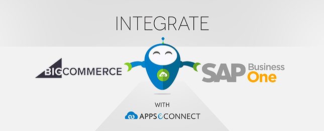 Bigcommerce Integration with SAP Business One
