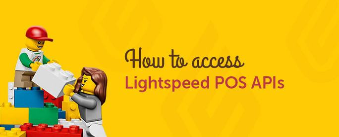 Access Lightspeed POS API