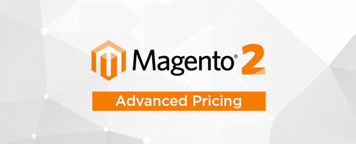 Magento 2.0 advanced pricing