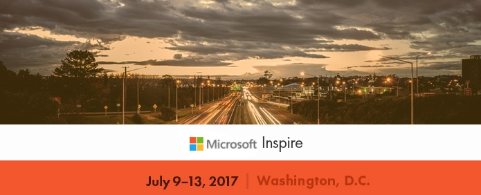 Microsoft-Inspire-Washington-2017