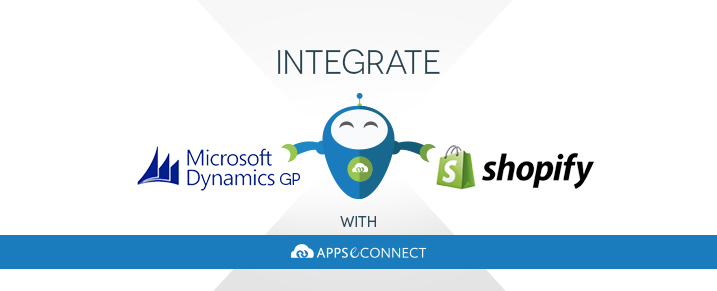 Integrate Microsoft Dynamics GP and Shopify