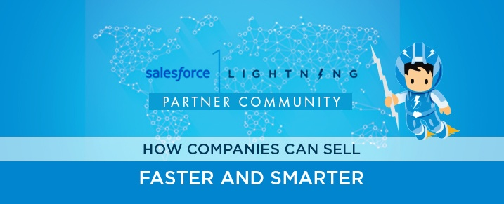 Salesforce-Lightning-Partner-Community