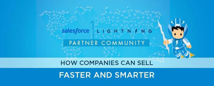 Salesforce-Lightning-Partner-Community