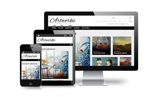 Artworks-magento-theme