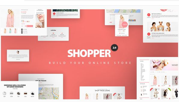 Shopper-magento-theme