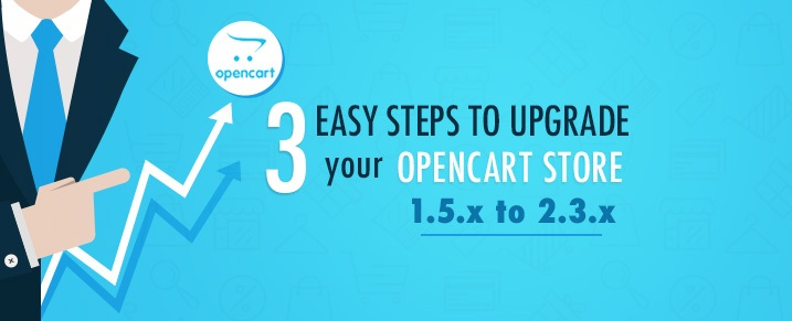 Upgrade-Opencart-Store-1.5-to-Opencart-2.3