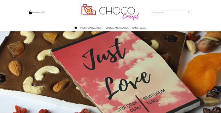 chococoncept-opencart-website