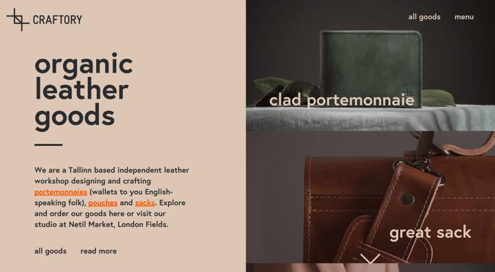 craftory-ecommerce-store