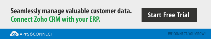 integrate-zoho-crm-with-ERP-appseconnect