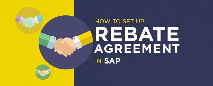 Set-up-Rebate-Agreement-in-SAP