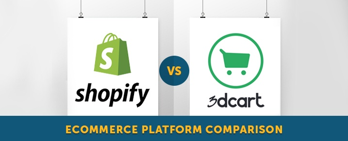 Shopify-vs-3dcart