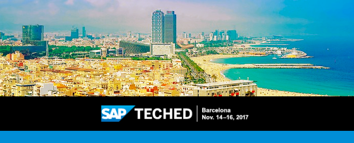 SAP-Teched-Bercelona-2017
