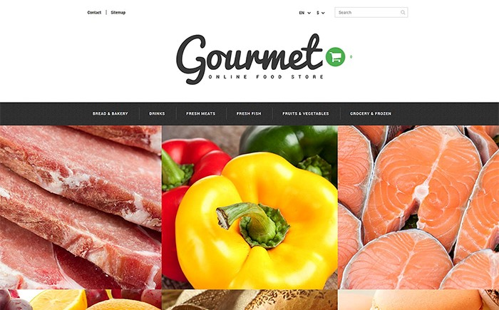Food-Market-PrestaShop-Theme