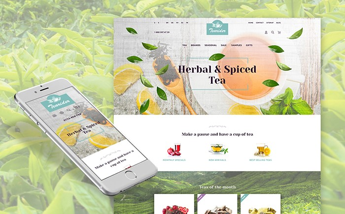 Herbal-Spiced-Tea-Prestashop-Theme