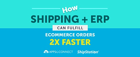 Webinar-Improving Fulfillment Time and Overcoming Obstacles: A Guide to Shipping With an ERP