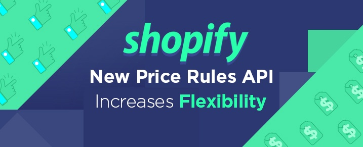 Shopify-New-Price-Rules-API
