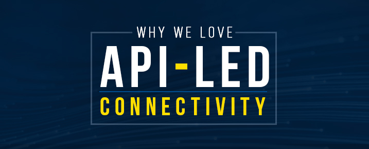 API-led-Connectivity
