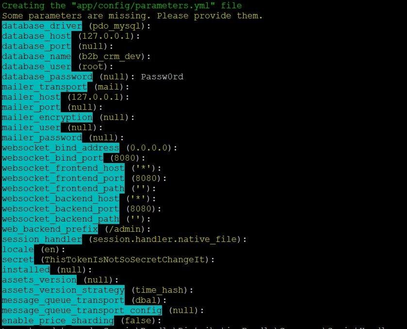 creating-app-config-parameters-yml-file