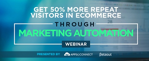 Webinar Get-50%-More-Repeat-Visitors-In-Ecommerce-Through-Marketing-Automation APPSeCONNECT-APPSeCONNECT