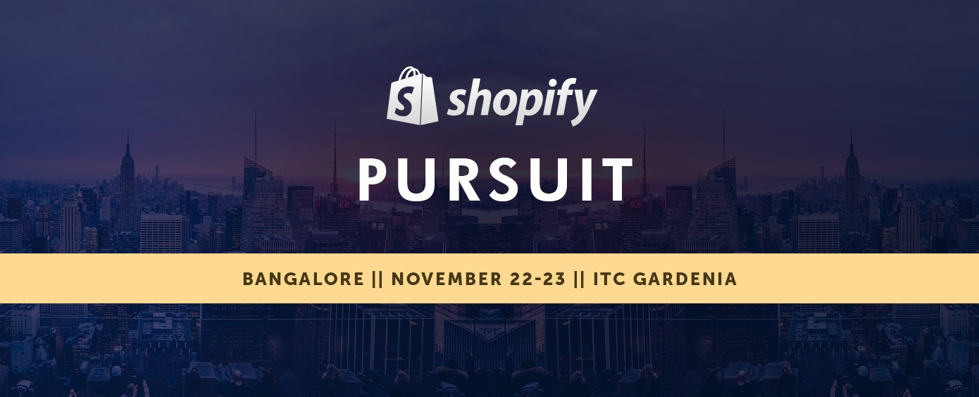 Shopify-Pursuit-Bangalore