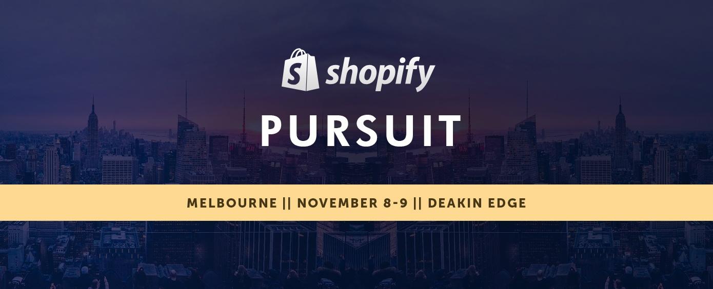 Shopify-Pursuit-Melbourne