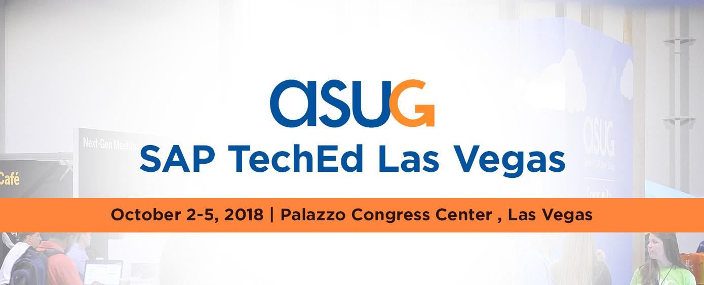 SAP TechEd Las Vegas