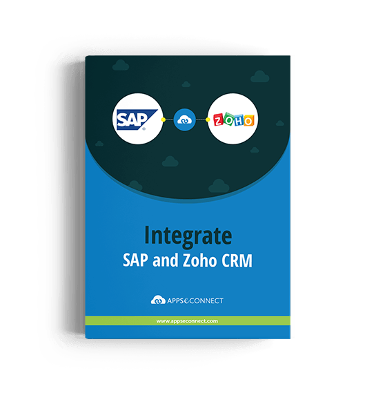 SAP-Zoho-integration-APPSeCONNECT