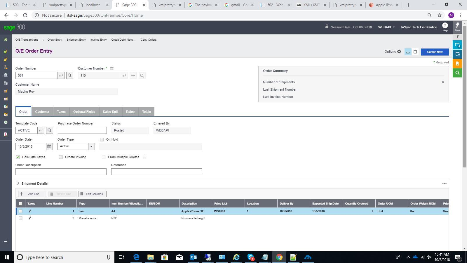Order-Sync-to-Sage-300
