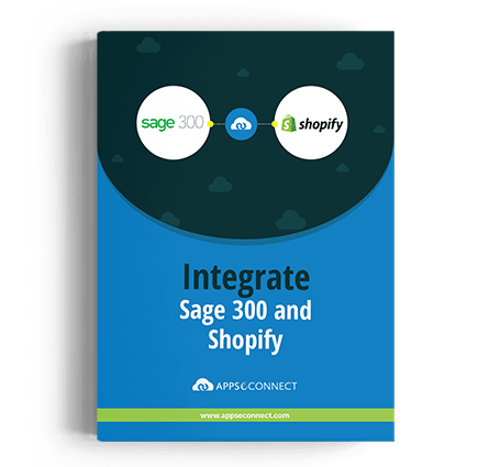 shopify-and-Sage-300-ERP-APPSeCONNECT-integration-brochure