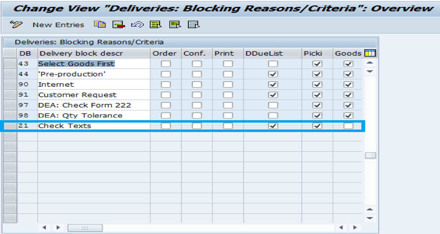 Create-Custom-Delivery-Block-in-SAP-Step-7