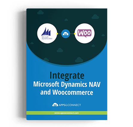 APPSeCONNECT-Connect Microsoft Dynamics Nav with Woocommerce
