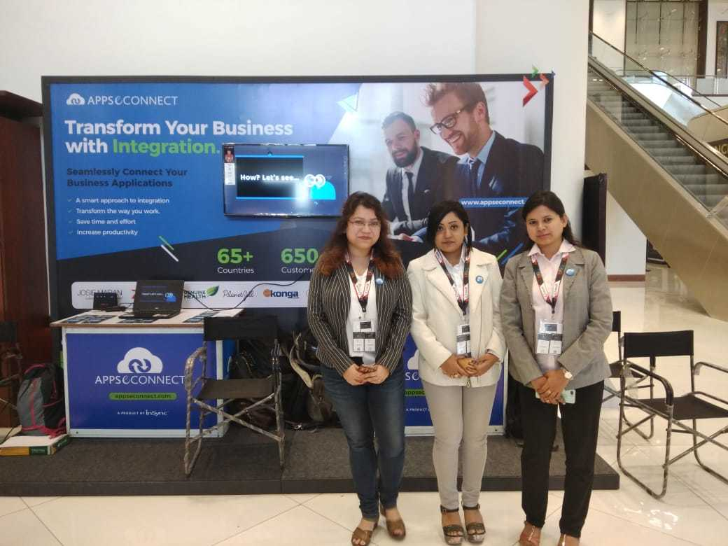 APPSeCONNECT-STALL-at-NASSCOM-International-SME-Conclave-2019