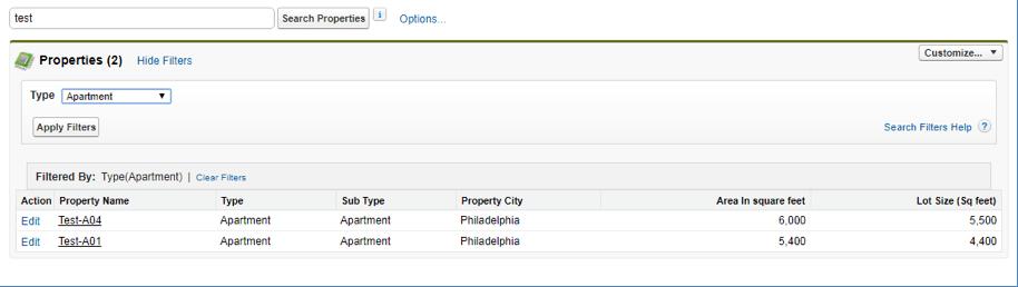 Properties-Salesforce