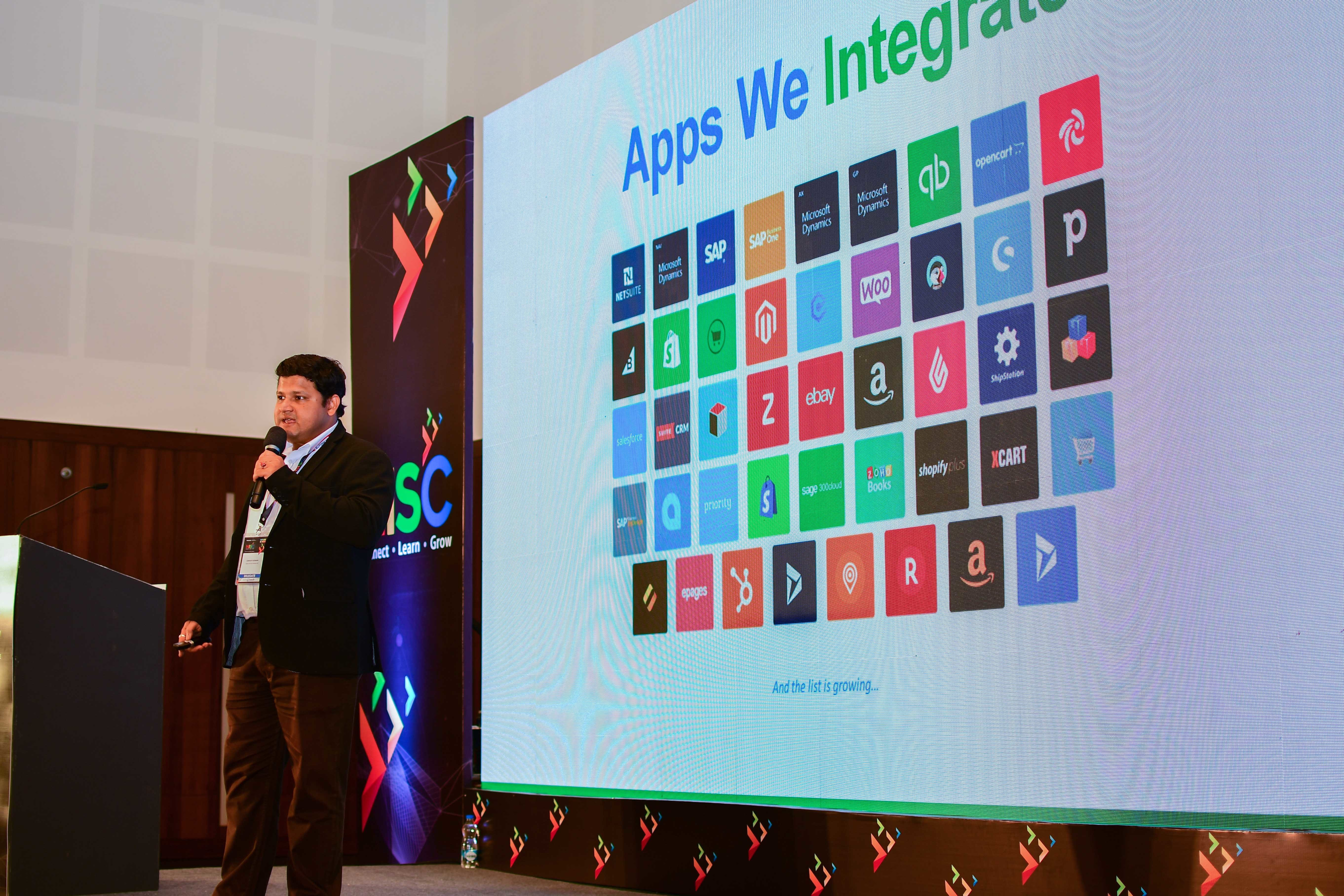 APPSeCONNECT-speaking-at-NASSCOM-International-SME-Conclave-2019