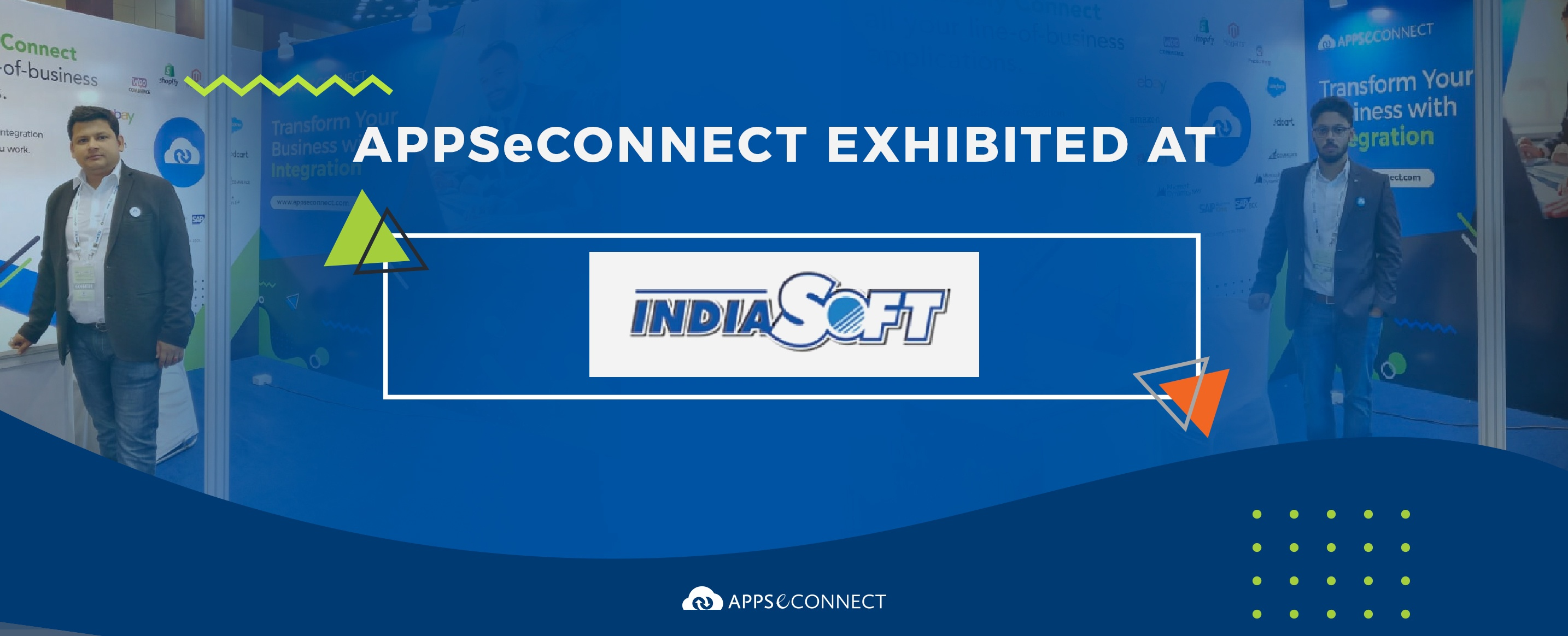 APPSeCONNECT-Exhibited-at-IndiaSoft-2019