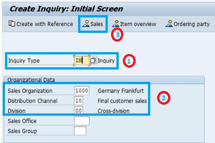 SAP-ECC-Organization-Information