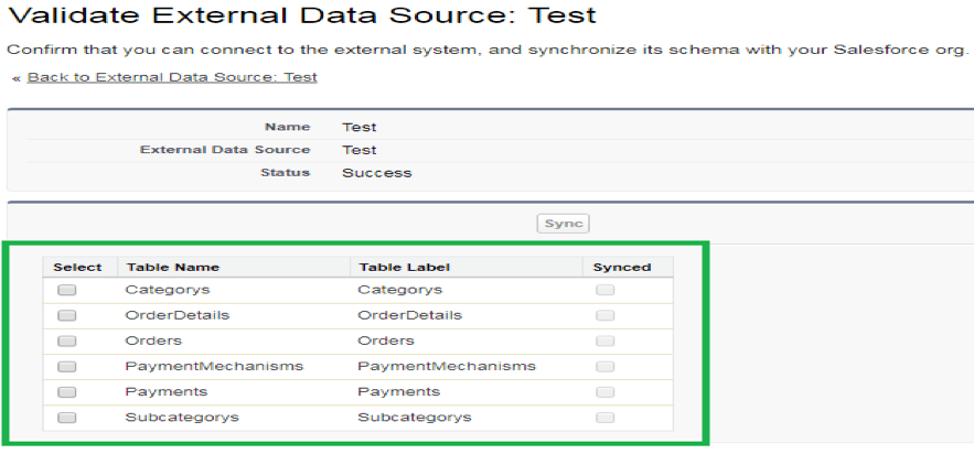 Salesforce-Connect-Validate-External-Data-Source