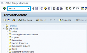 All About Purchase Requisition in SAP ECC | APPSeCONNECT