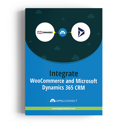 Woocommerce and Microsoft-Dynamics-365-CRM integration