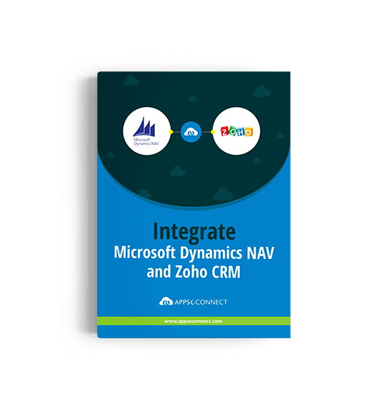 Connect-Microsoft-Dynamics-Nav-with-Zoho-CRM-APPSeCONNECT