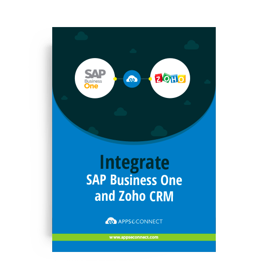Connect-SAP-Business-One-with-Zoho-CRM