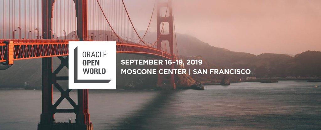 oracle openworld  september