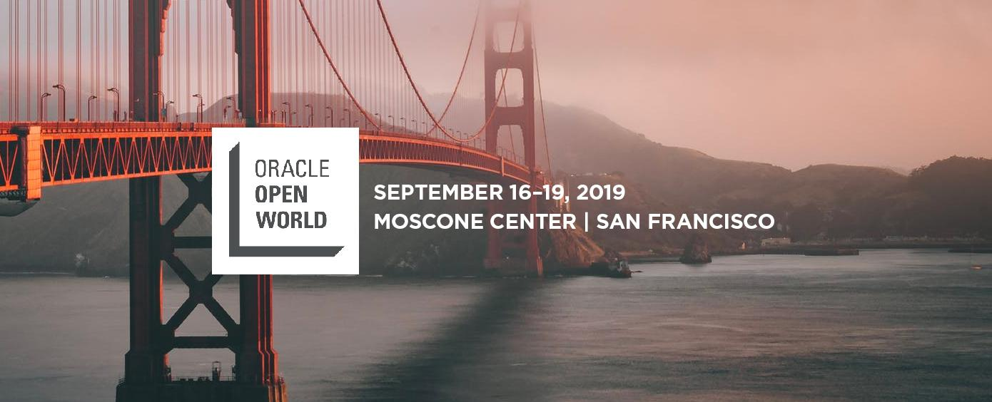 Oracle-OpenWorld-2019