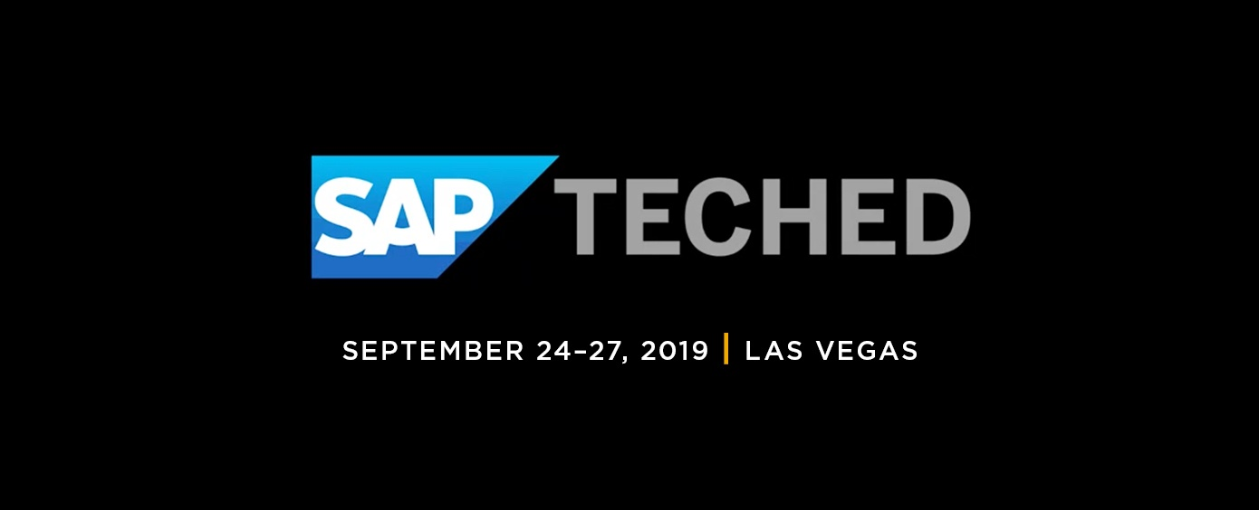SAP-Teched-2019