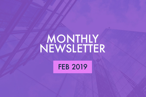 Monthly-newsletter-feb-2019