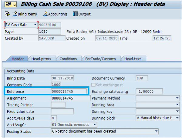 sap-billing-cash-sales