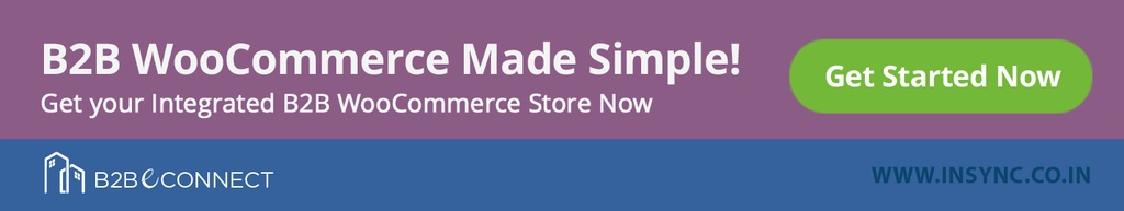 woocommerce-B2B-B2BeCONNECT