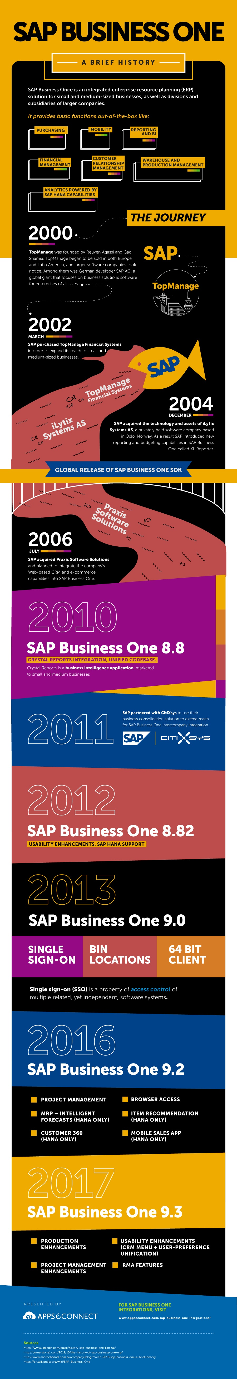 The-History-of-SAP-Business-One