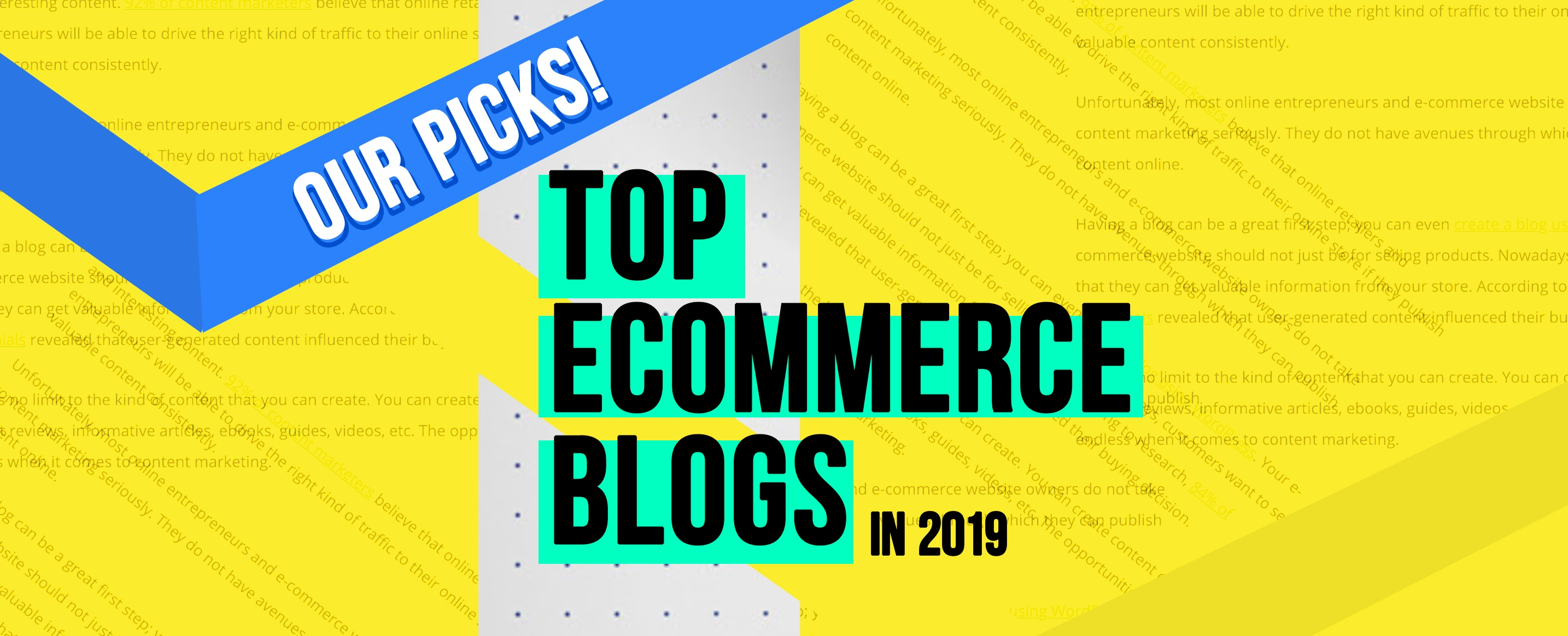 Top-ECommerce-Blogs-of-2019--Our-Picks