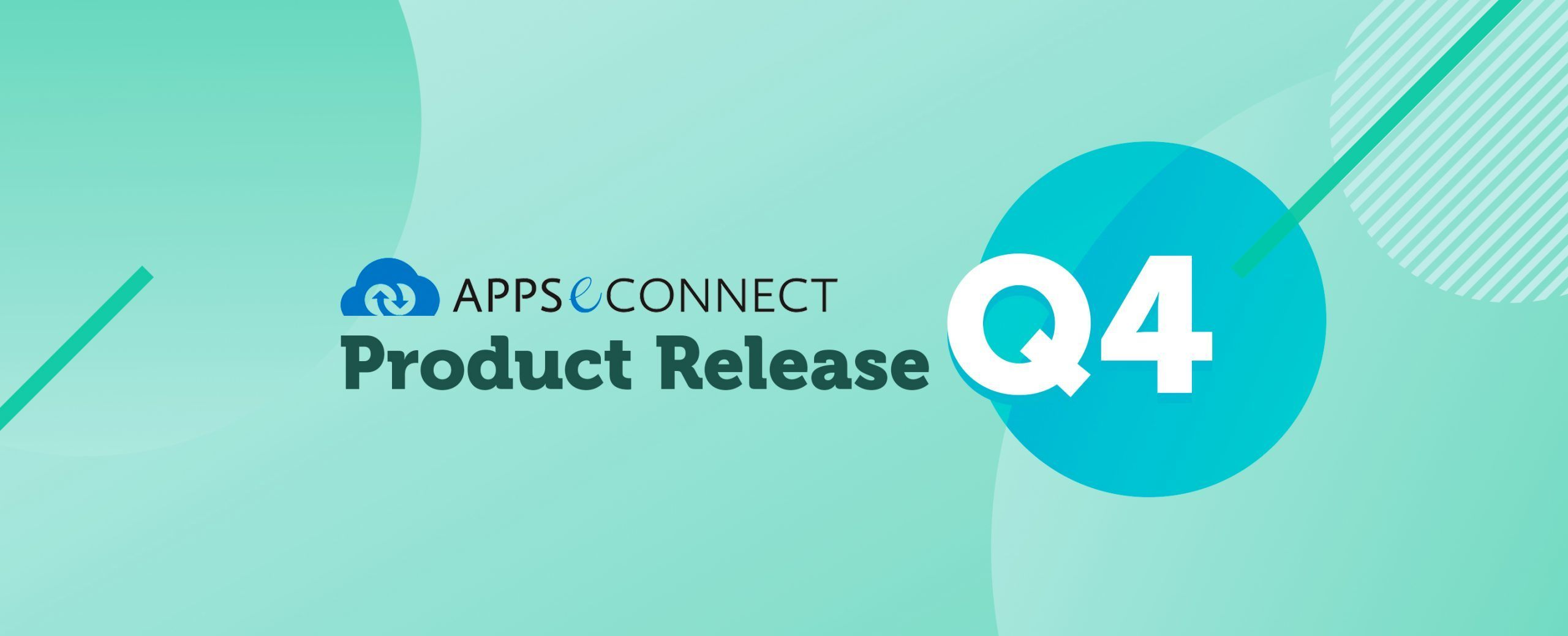 APPSeCONNECT Product Release-Q4